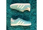 Кроссовки Adidas Gazelle Light Blue - Фото 4