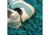 Кроссовки Adidas Gazelle Light Blue - Фото 9