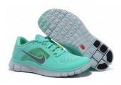 Кроссовки Nike Free Run Plus 3 Mint - Фото 1