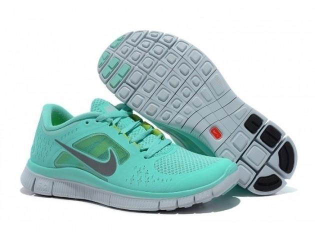 Кроссовки Nike Free Run Plus 3 Mint