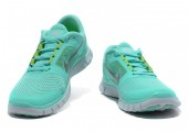 Кроссовки Nike Free Run Plus 3 Mint - Фото 4