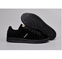 Кроссовки Adidas Stan Smith Suede Black