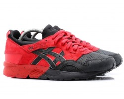 Кроссовки Asics Gel Lyte V Bulls Of Pamplona Pack Black/Red