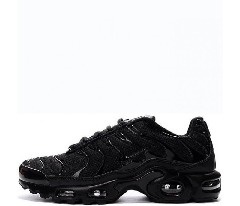 29513520 Кроссовки Nike Air Max TN Plus All Black купить в Киеве, выгодная ...