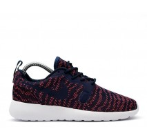 Кроссовки Nike Roshe Run Kjcrd Red/Blue