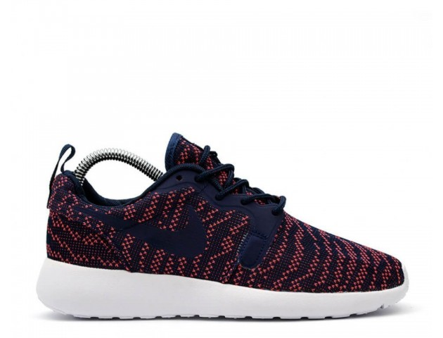 Кроссовки Nike Roshe Run Kjcrd Red/Blue