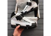 Кроссовки Puma x UEG Court Play White/Black - Фото 3