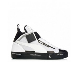 Кроссовки Puma x UEG Court Play White/Black