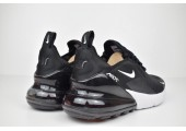 Кроссовки Nike Air Max 270 Black/White - Фото 9