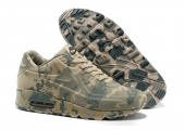 Кроссовки Nike Air Max 90 VT Light Camouflage Military - Фото 1