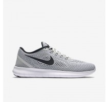 Кроссовки Nike Free Run Grey/Black