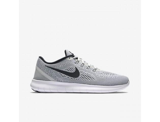 Кроссовки Nike Free Run Grey/Black