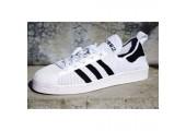 Кроссовки Adidas Superstar 80s White/Black - Фото 1