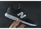 Кроссовки New Balance WRL247FB Black/White - Фото 2