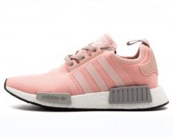 Кроссовки Adidas NMD R1 Pink/Grey
