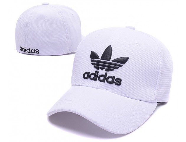 Кепка Adidas Baseball Cap White/Black