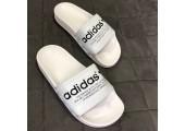 Шлепанцы Adida Classic White - Фото 7