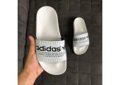 Шлепанцы Adida Classic White - Фото 4