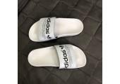 Шлепанцы Adida Classic White - Фото 5