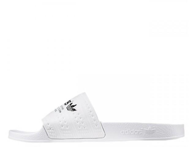 Шлепанцы Adida Classic White