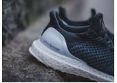 Кроссовки Adidas Ultra Boost x Consortium Hypebeast Ultra Boost Black - Фото 4