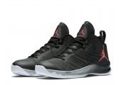 Баскетбольные кроссовки Nike Air Jordan Super Fly 5 Black - Фото 5
