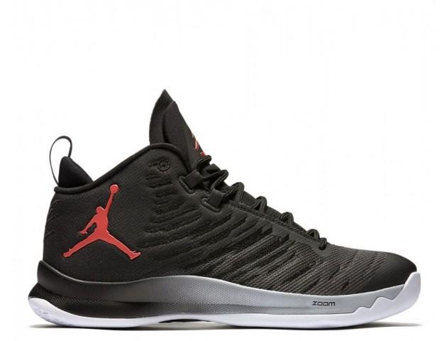 Баскетбольные кроссовки Nike Air Jordan Super Fly 5 Black