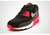 Кроссовки Nike Air Max 90 Black/Infrared - Фото 4