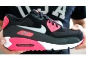Кроссовки Nike Air Max 90 Black/Infrared - Фото 2