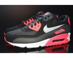 Кроссовки Nike Air Max 90' Black/Infrared