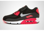 Кроссовки Nike Air Max 90 Black/Infrared - Фото 3
