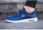 Кроссовки Nike Air Max Thea Loyal Blue - Фото 5