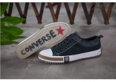 Кеды Converse All Star New Collection Black/White - Фото 1