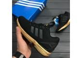 Кроссовки Adidas ZX Flux Light Copper Metallic - Фото 8