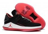 Баскетбольные кроссовки Nike Air Jordan XXX2 Low Black/Red - Фото 3