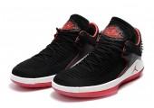 Баскетбольные кроссовки Nike Air Jordan XXX2 Low Black/Red - Фото 2