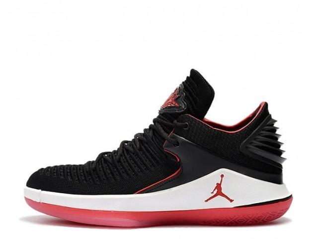 Баскетбольные кроссовки Nike Air Jordan XXX2 Low Black/Red