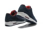 Кроссовки Nike Air Max 90 VT Tweed Blue - Фото 2