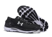 Кроссовки Under Armour SpeedForm Black - Фото 6