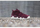 Кроссовки Nike Air More Uptempo Bordeaux - Фото 4