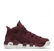Кроссовки Nike Air More Uptempo Bordeaux