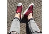Кроссовки-слипоны Adidas Superstar Slip-on Bordo - Фото 1