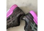 Кроссовки Asics Gel Lyte III Borealis Pack Black/Purple - Фото 8