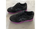 Кроссовки Asics Gel Lyte III Borealis Pack Black/Purple - Фото 9