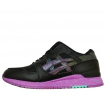 Кроссовки Asics Gel Lyte III Borealis Pack Black/Purple