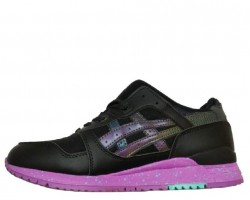 Кроссовки Asics Gel Lyte III Borealis Pack Black/Purple