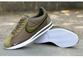 Кроссовки Nike Cortez Ultra Olive - Фото 2