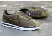 Кроссовки Nike Cortez Ultra Olive - Фото 3
