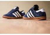 Кроссовки Adidas Originals Hamburg Blue - Фото 5