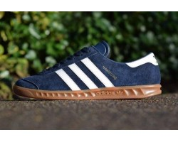 Кроссовки Adidas Originals Hamburg Blue